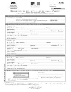 formulaire 2730